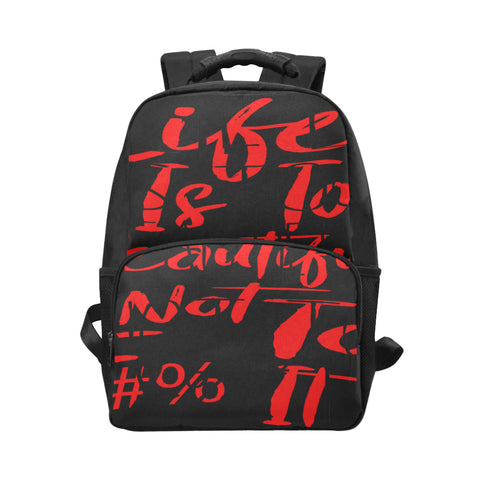 Life is Beautiful Backpack