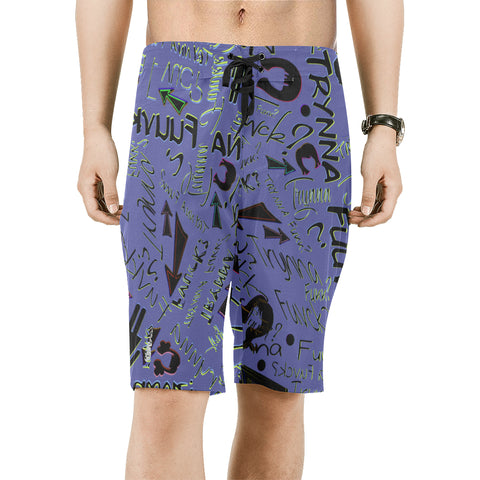 Violablu TF Beach Shorts