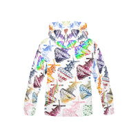 Bierbeach Logo All Over Hoodie Youth All Over Print Hoodie (USA Size) (Model H13)