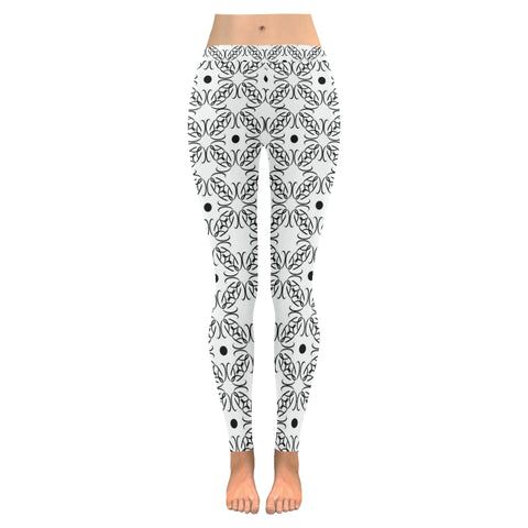 BB Sacred Geometry Print Leggings