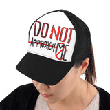 Do Not Approach Me Trucker Hat