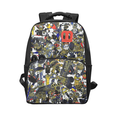 BB Dark Camo Backpack