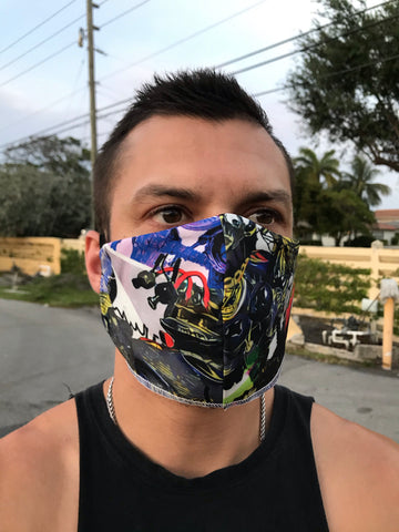 Bierbeach Protective Mask