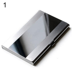Waterproof Stainless Steel Card Holder