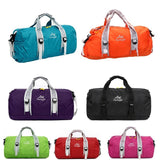 Waterproof Nylon Travel & Gym Bag