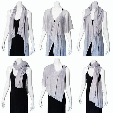 Infinity vest styling examples