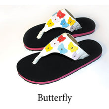 Swicharoos Butterfly Uppers with black soles
