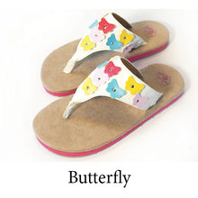 Swicharoos Butterfly Uppers  with tan soles