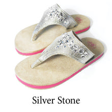 Swicharoos Silver Stone  with tan soles