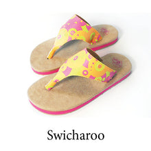 Swicharoos Signature Style Uppers  with tan soles