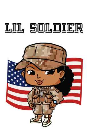 Lil Soldier (Girl)