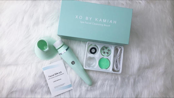 XO Spa Facial Cleansing Brush