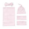 PERSONALIZE BLANKET <BR> DOUBLE LAYER MUSLIN
