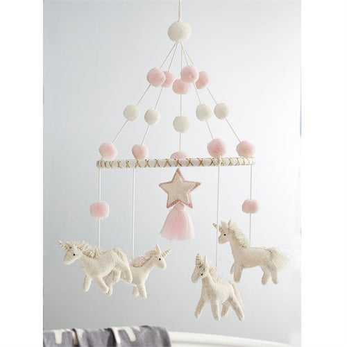 Unicorn Felt Mobile
