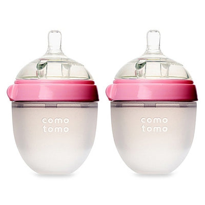 Comotomo <BR> 5 Ounce Bottles <br> (2-Pack)