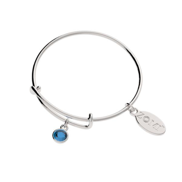 Girls Birthstone Bracelet