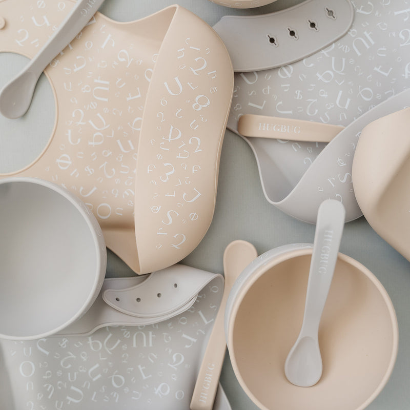 Meal Time Set | Grey