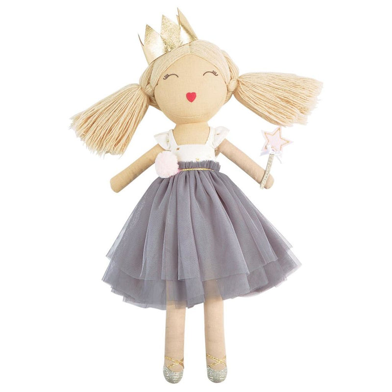 Ballerina Grey Doll