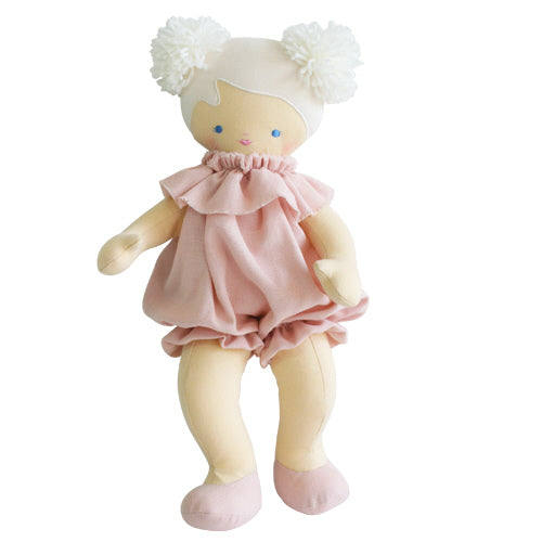 Baby Lucy Linen Doll
