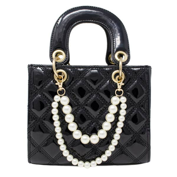 Jumbo Quilted Bag