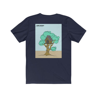 Pure World Tree House T-Shirt