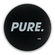 Pure. Button