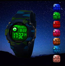 Multi Alarm Watch - 3 Alarms