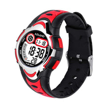 Two Tone Multi Alarm Watch - 3 Alarms