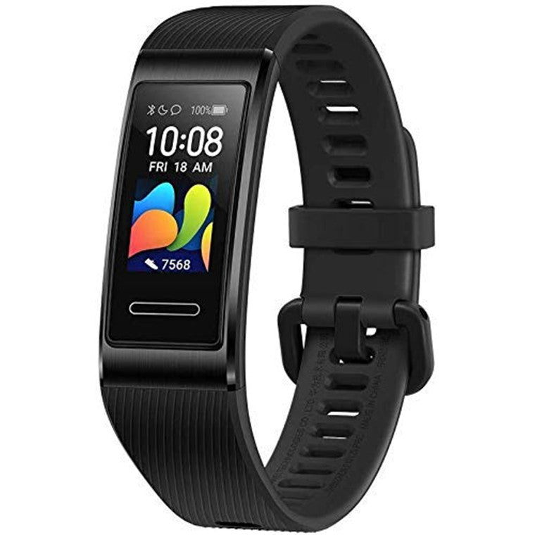 Band 4 Pro Colour Screen with built-in GPS and Swim Mode
