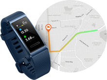 Band 3 Pro Colour Screen with built-in GPS and Swim Mode