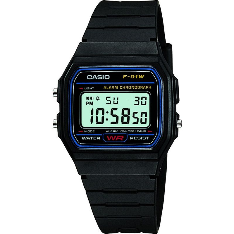 Genuine Classic Casio Slim Watch