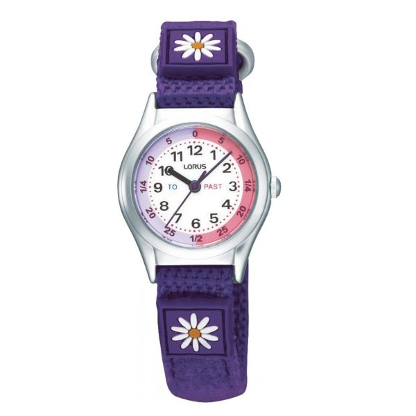 Genuine Lorus Daisy Flower Watch -  - from Kids Watches NZ