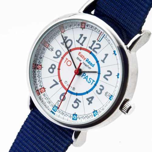 Genuine EasyRead Time Teacher Watch for Boys -  - from Kids Watches NZ