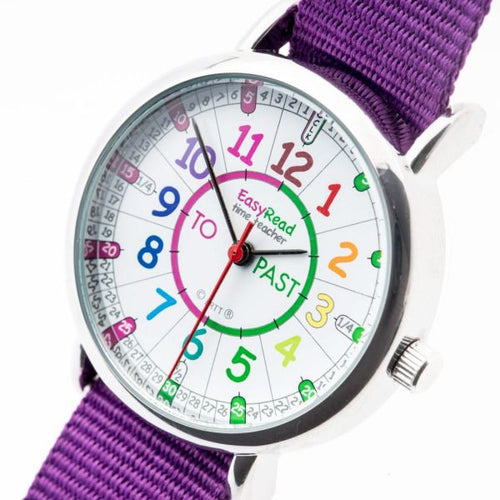 Genuine EasyRead Time Teacher Watch for Girls -  - from Kids Watches NZ