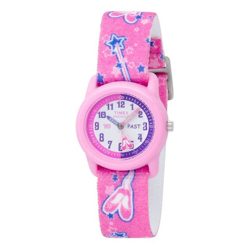 Girls Timex watch in pink