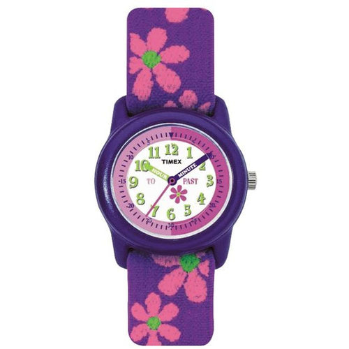 Genuine Timex Girls Flower Time Teacher Watch -  - from Kids Watches NZ