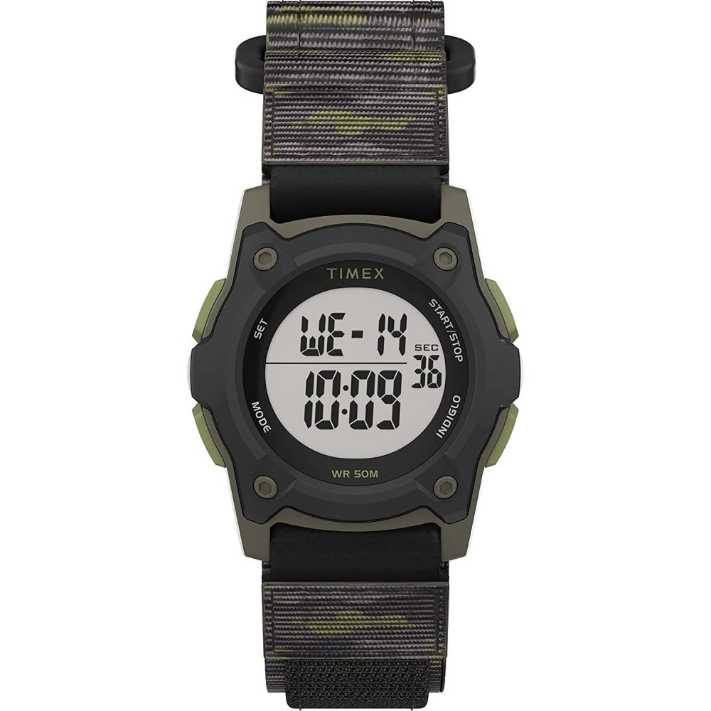 Genuine Timex Digital Time Machine Watch