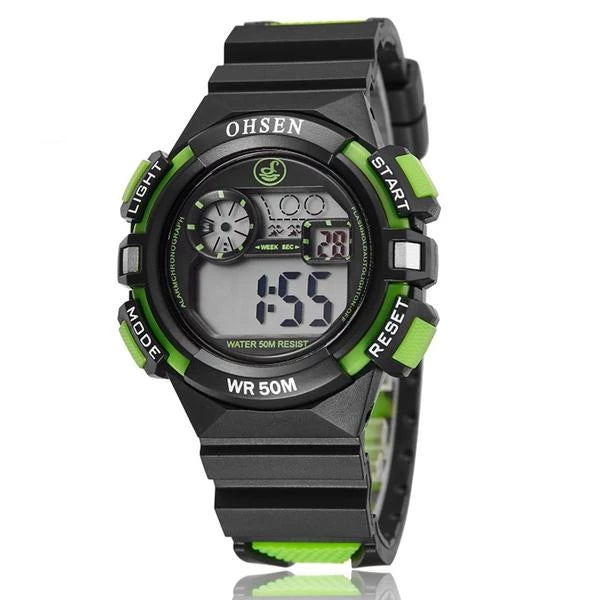 Boys Digital Sports Watch