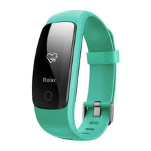 Touch Screen Fitness Tracker with Bluetooth - Jade - from Kids Watches NZ