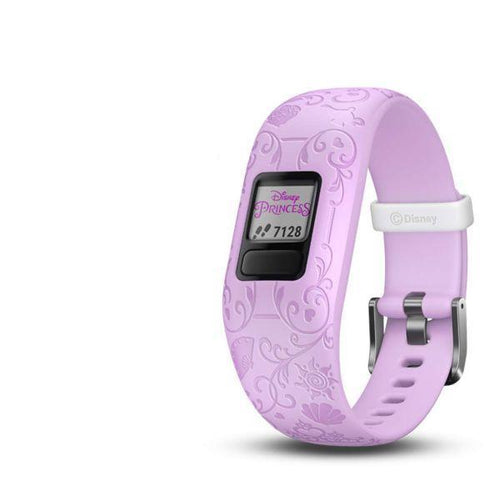 Garmin Vívofit® jr. 2 Fitness Tracker - Princess Purple