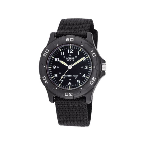 Genuine Lorus Military Style Watch