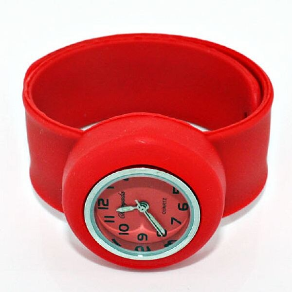 Slap Watch for Boys and Girls with Coloured Face