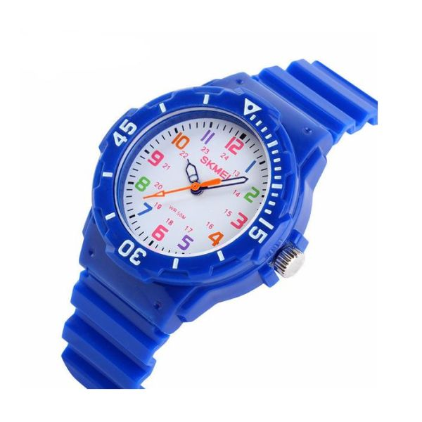 Rugged Boys Learning Watch - Blue - from Kids Watches NZ
