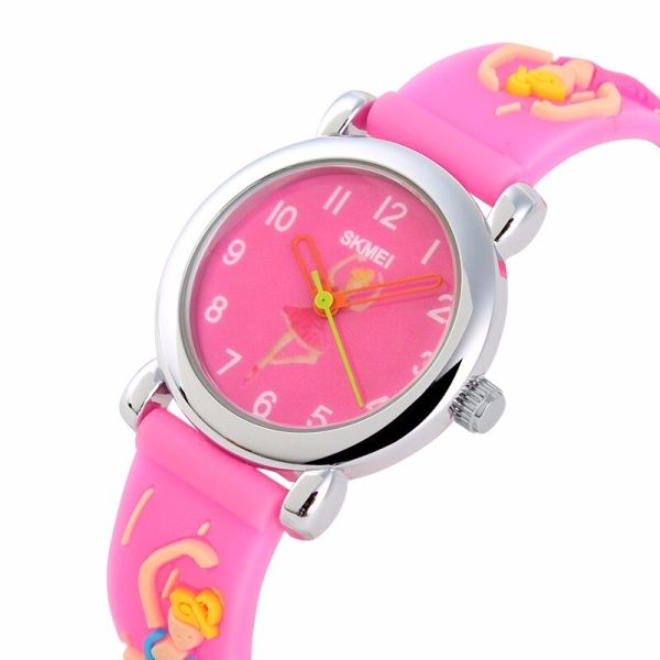 Girls Fashion Ballerina Watch