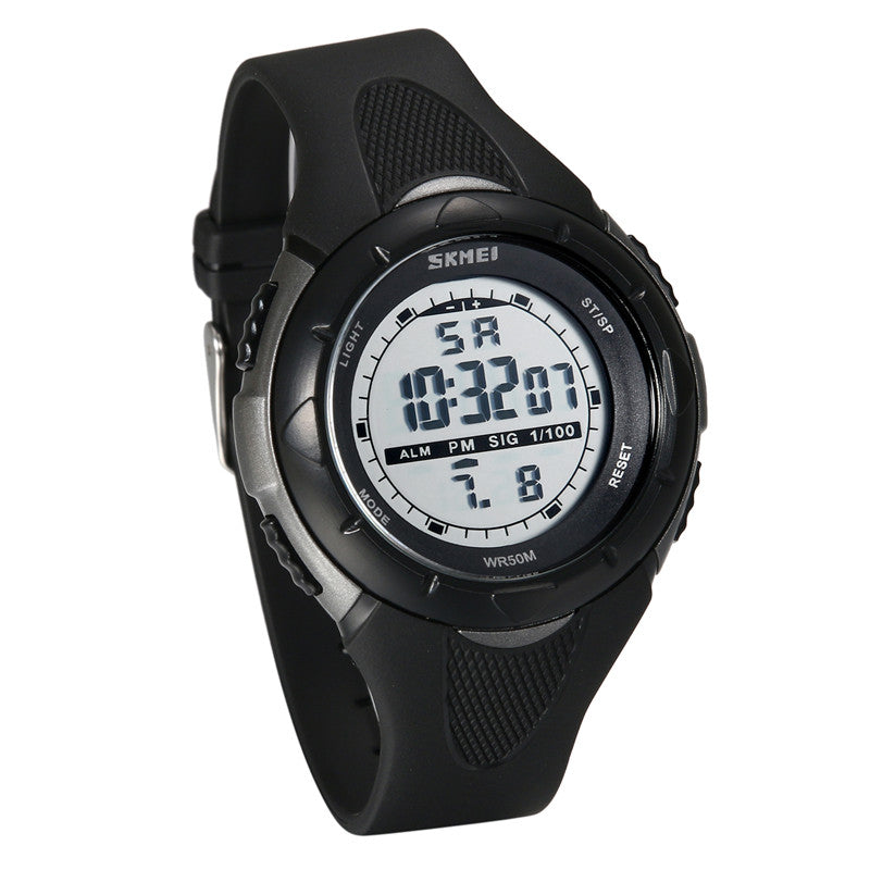 Stylish Digital Watch with Easy to Read Display