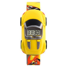 Boys Fun Digital Car Watch