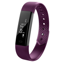 Slim Fitness Tracker for Boys & Girls with Extra Strap Free