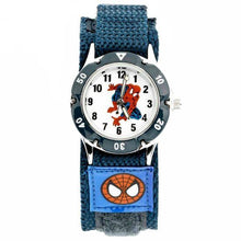 Spiderman Watch with Nylon Strap
