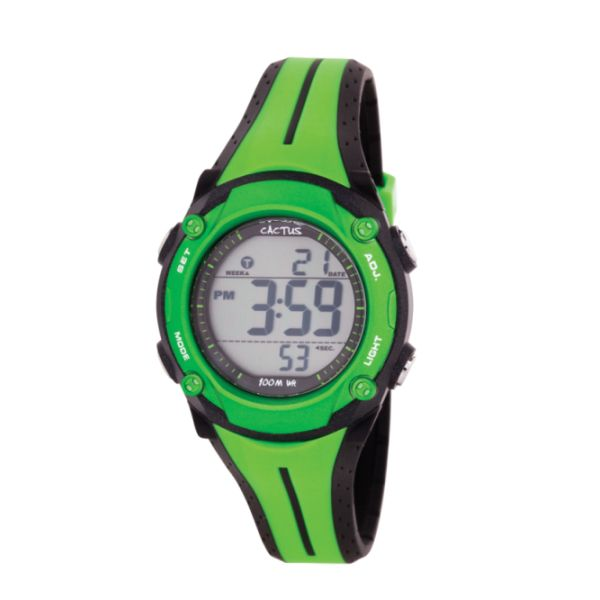 Surf Style in Green - 100M Water Resistant -  - from Kids Watches NZ