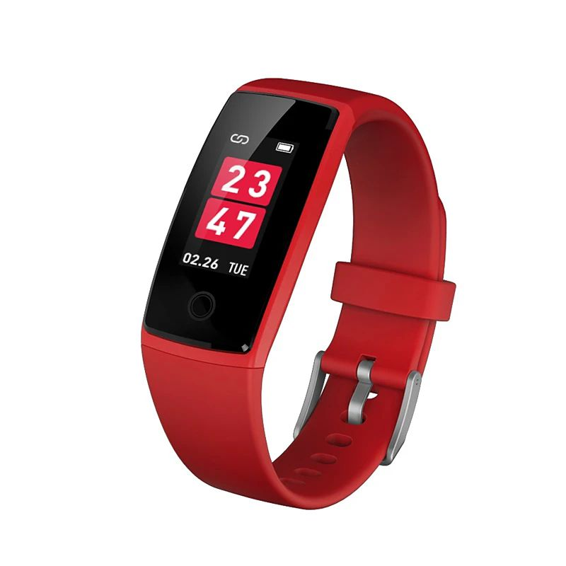 V10 Colour Screen Fitness Tracker with Bluetooth